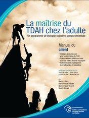 TDAH adulte - Psychologue Trois-Rivières