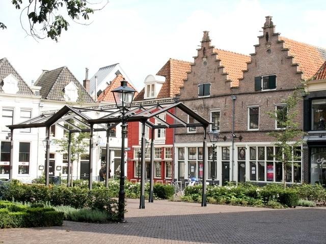 Nieuwe Markt (foto: Marijke Ripke)