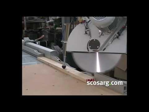 Stromab US28 CNC Radial Arm Saw | Scott+Sargeant ...