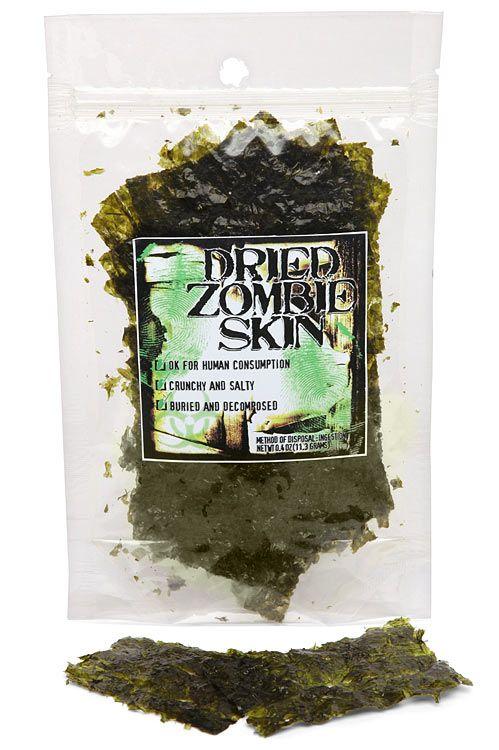 Zombie Skin Jerky