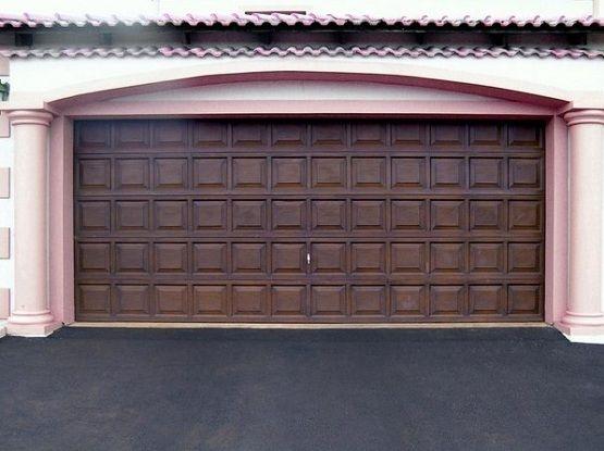 Best 25 double garage door ideas on pinterest double for Garage door widths double