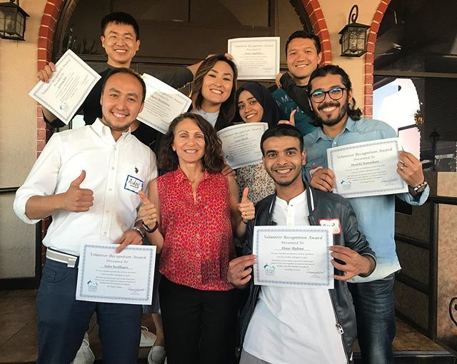 San Diego non-profit organization, Home Start, organized a volunteer appreciation party for our service-learning students last quarter. All students were given volunteer recognition awards for their valuable contributions of time and effort and their endless willingness to give back to the community. 🌎✈️❤ Amazing work! Thanks for the photo, Aidos! #whyucsandiego_ip #youarewelcomehere #volunteer -------------------------------------- Share photos of your experience in San Diego by tagging us…