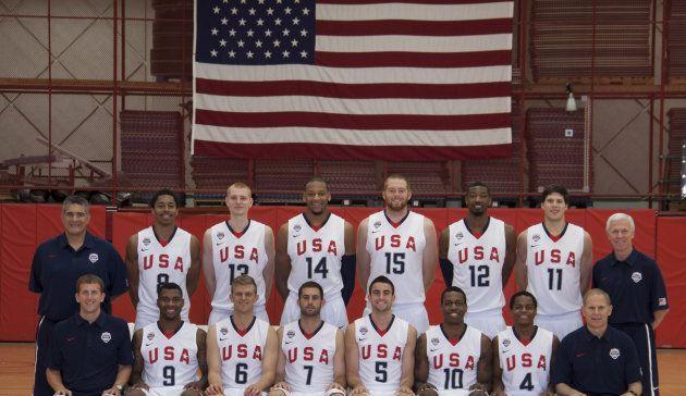Payne (#14) Named To USA Basketball World University Games Team