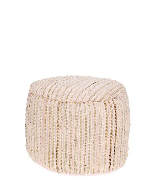 pouf #rug #decoration for #home by #ZAROS www.zarossa.gr