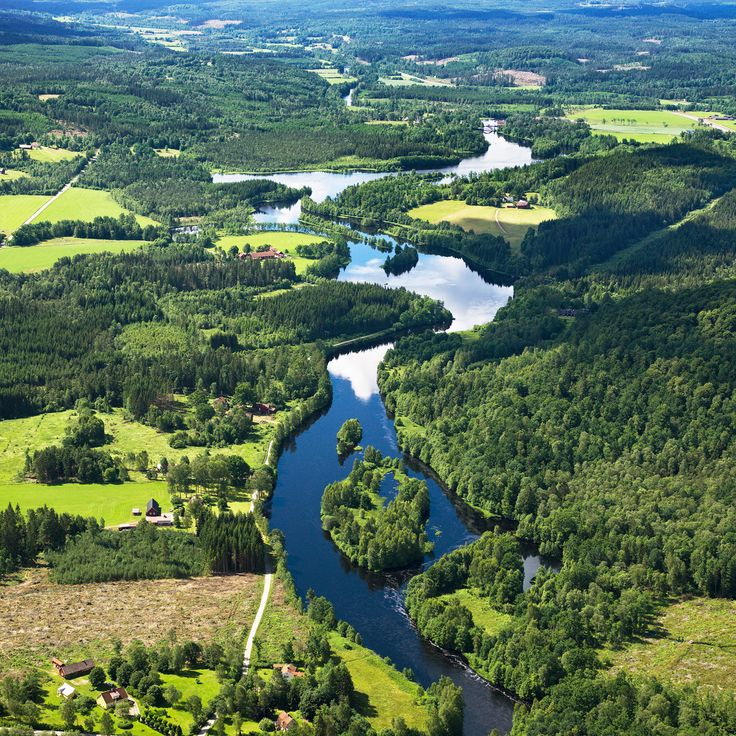 Halland, Sweden. Where my family comes from.