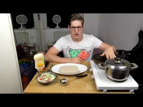 German Currywurst | MukBang Deutsch