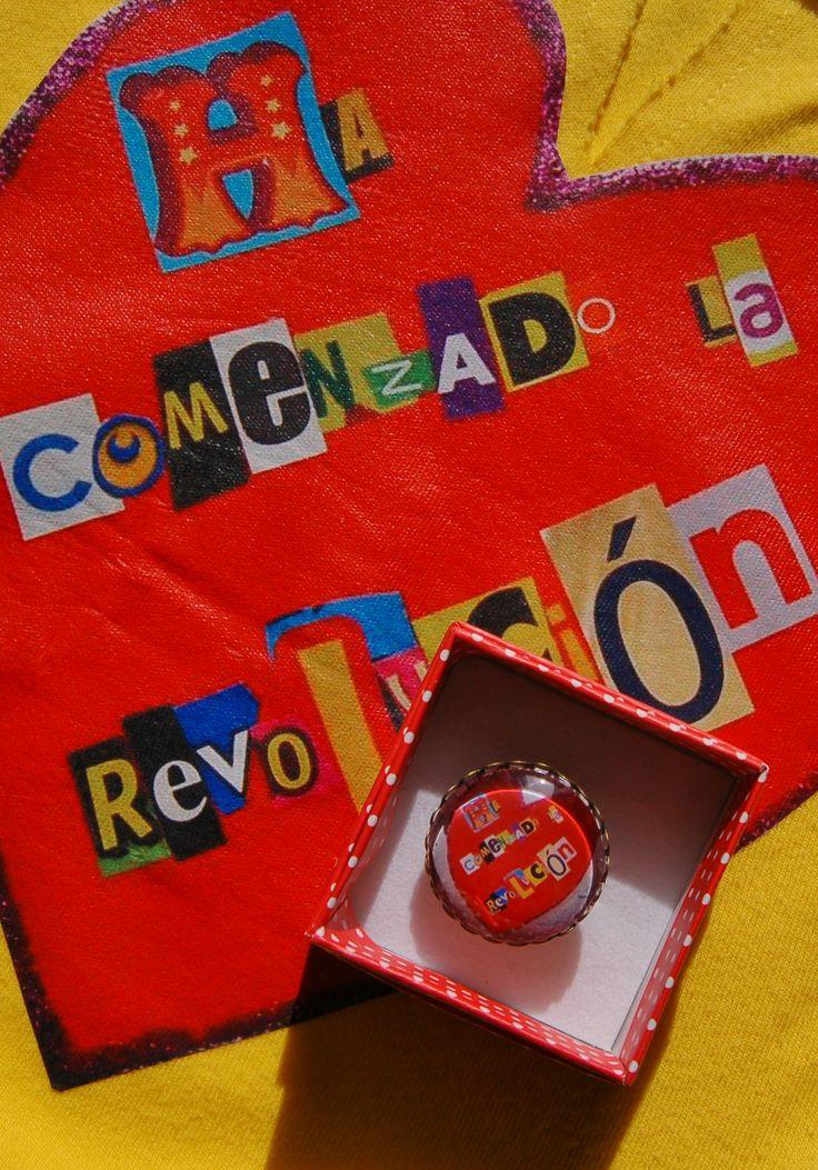Ha comenzado la Revolución