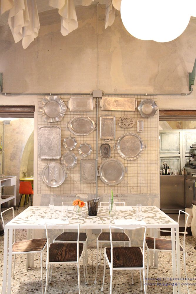 Together with Italian design icon Rosanna Orlandi, Marta Pulini opened a restaurant where you really have to go when you're in Milan. Why? Well, I was treated to the most delicious dishes I've tried in ages. Marta is an Italian chef, but worked in New...
