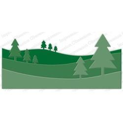 Tree Landscape Layers Code: DIE346-YY Price: $25.00: