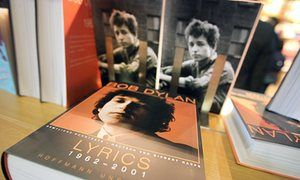 The Guardian: Bob Dylan website acknowledges Nobel literature prize win after five-day wait.