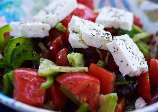 Greek Salad!
