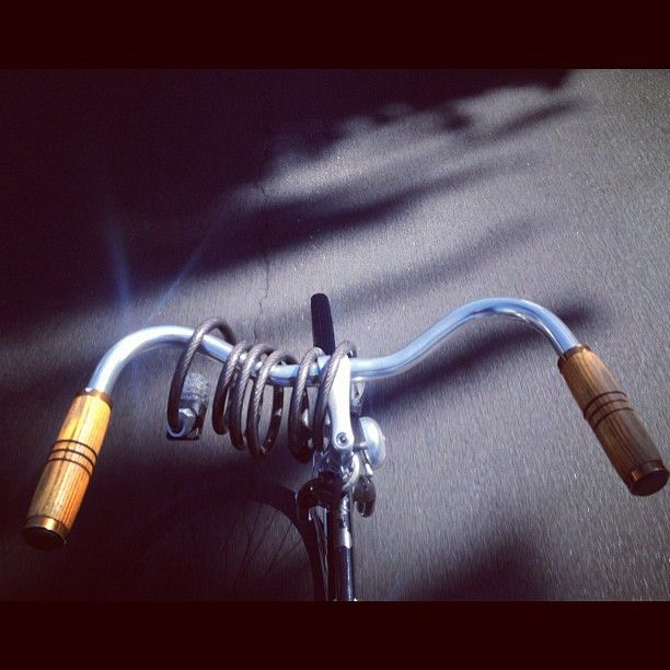 Wooden Handles #BikeLifeThings Wooden, Pretty Close, Handles Bikelife, Wooden Handles