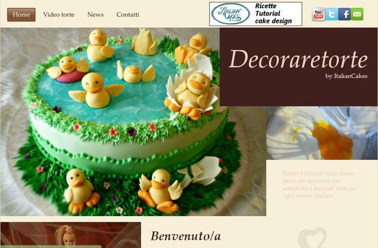 Decoraretorte: cake design tutorials and informations