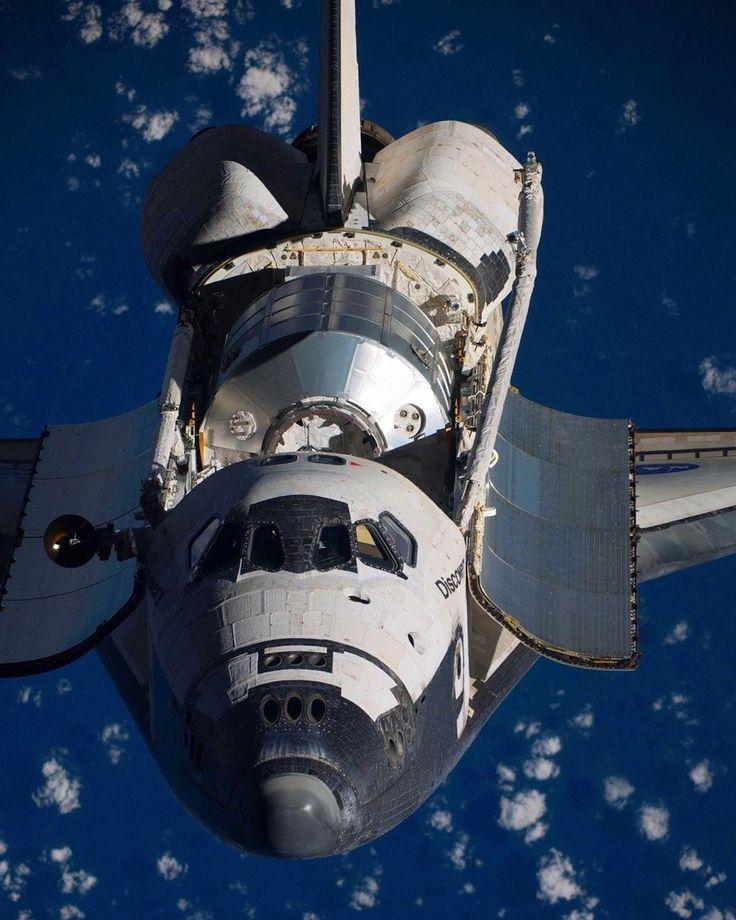 339 отметок «Нравится», 3 комментариев — Just Some Astronomy Stuffs (@thisisastronomy) в Instagram: «Space Shuttle Discovery»