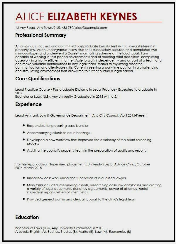 Resume Example With Headshot Photo Cover Letter 1 Page Word Resume Design Diy Cv Example Student Resume Law Student Resume Examples