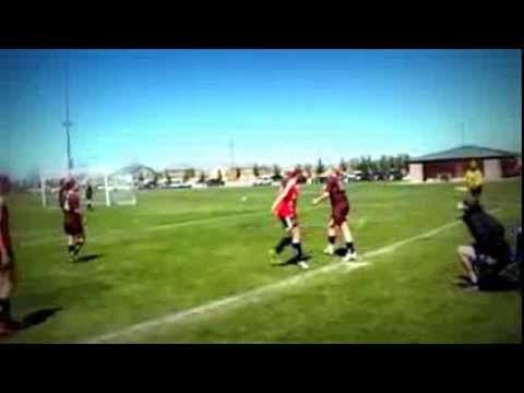 funny football - Funny Girls Soccer Fight!