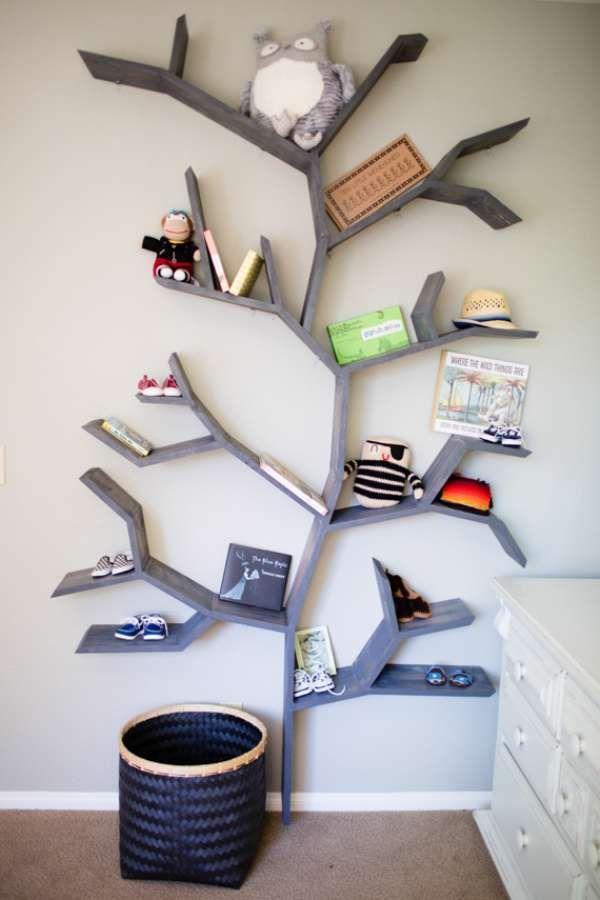 les 25 meilleures id es concernant biblioth que d 39 arbre. Black Bedroom Furniture Sets. Home Design Ideas