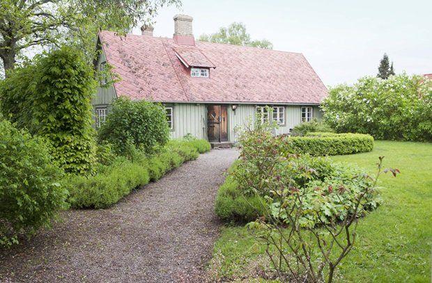 Drømmen om hus med hage