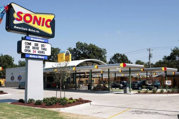 5 Secret Sonic Menu items-The Oklahoman Archive