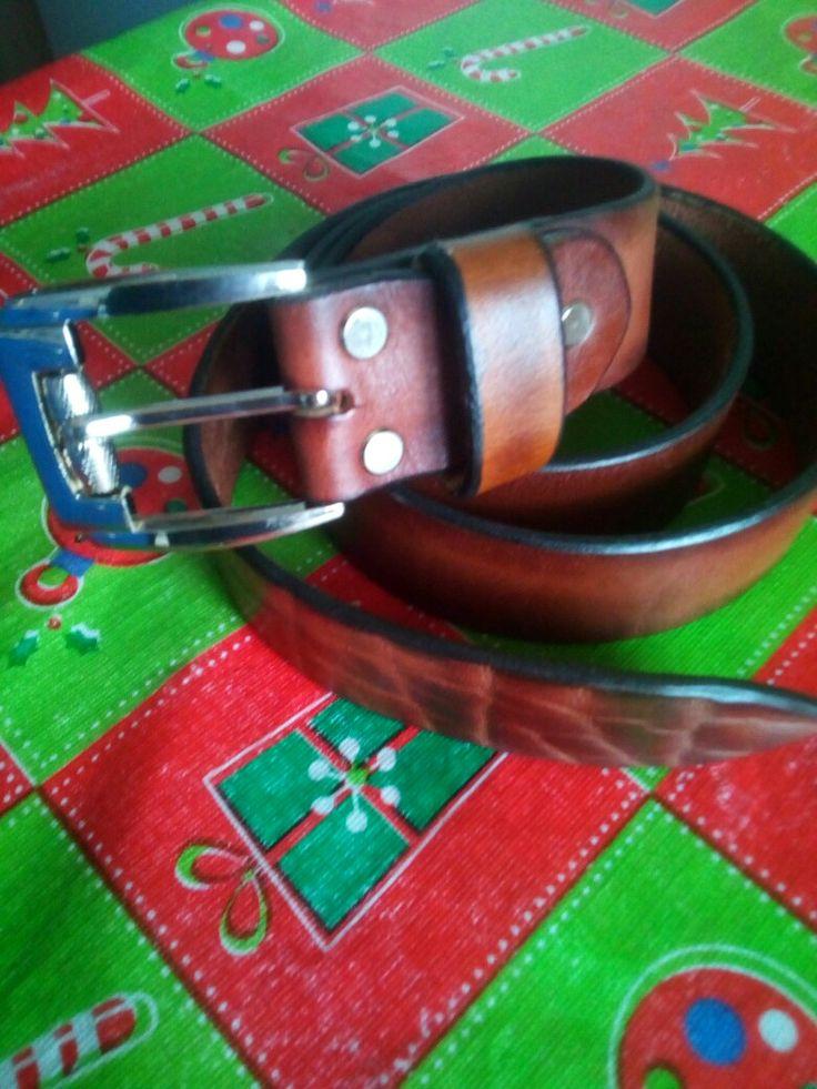 Ремень мужской под талию 100-105 см,ширина 38 мм. 20$