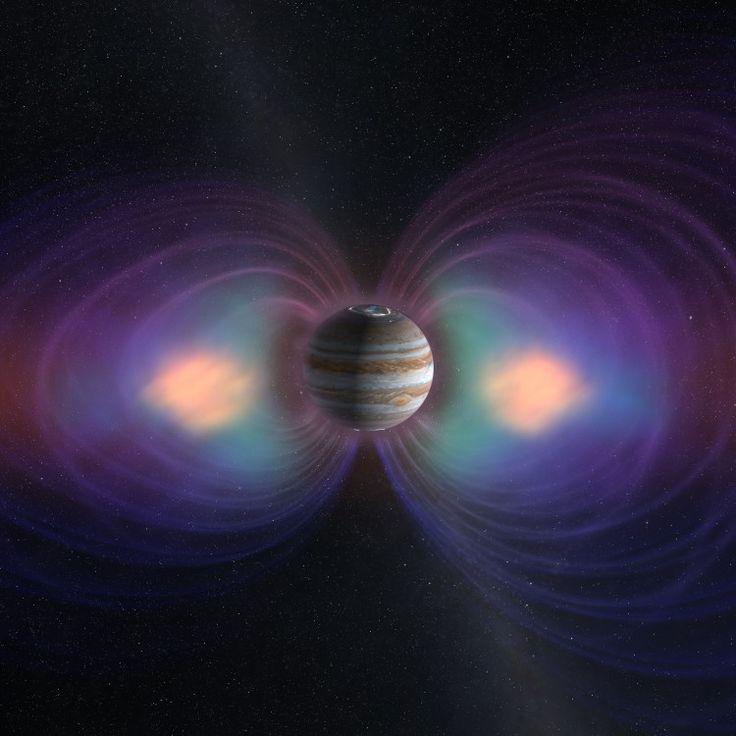 Magnetosphere | Mission Juno Jupiter's Magnetosphere