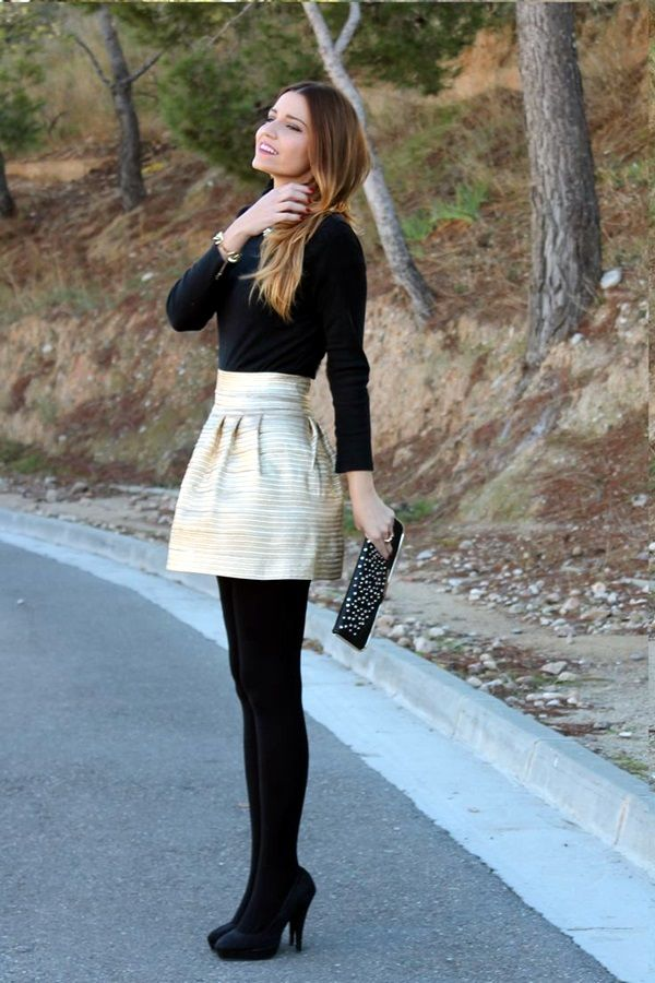 16aa8aaa3116c 40 Decent Winter Work Outfits for Women | Fashion - Business Outfits | Winter  outfits for work, Fashion, Christmas party outfits
