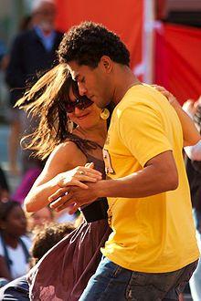 Merengue (dance) - Wikipedia, the free encyclopedia