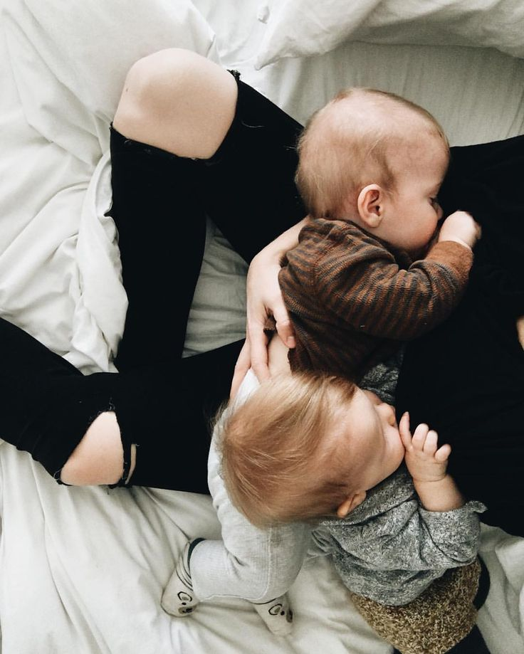 •abbi• I smile as I hold the kids. Rowan was asleep and Oliver was almost asleep. I rest my head back until I hear you walk into the bedroom.