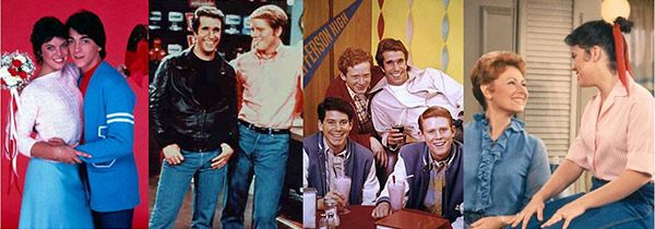 Old School TV Style: Fashion Inspired by Happy Days
