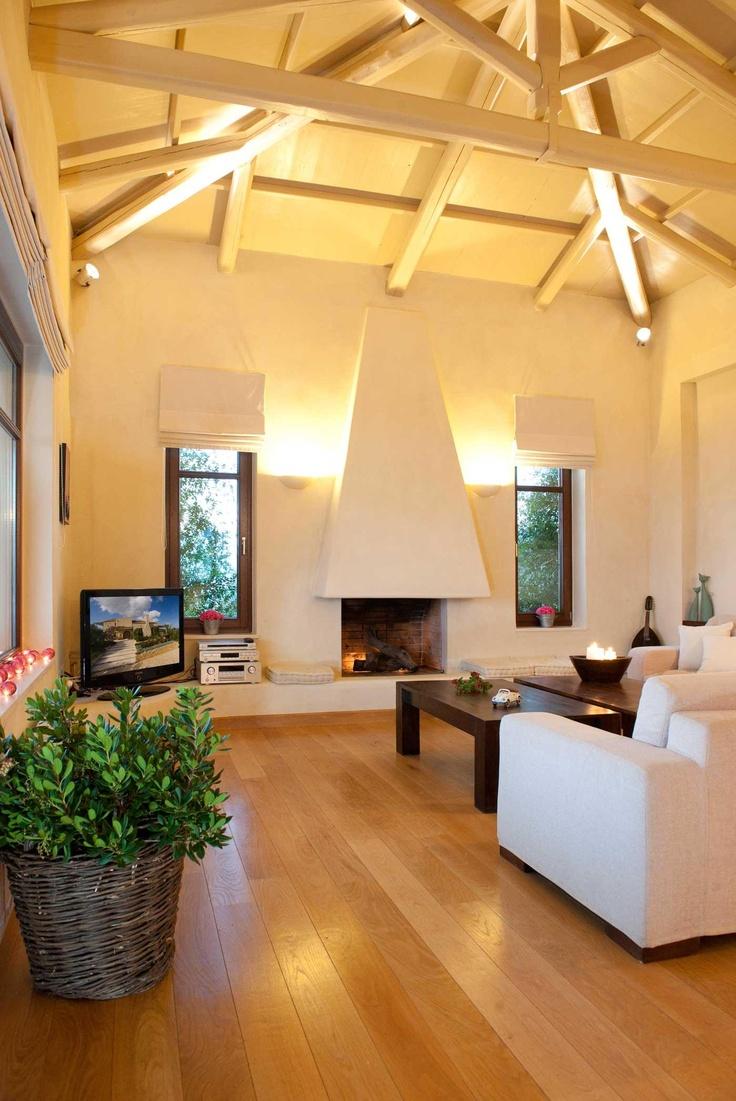Facilities at Luxury Villas & Holiday Rentals in Chania, Crete, Greece - Villa Filira