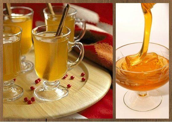 Когда помогут коктейли из лекарственных растений с медом |