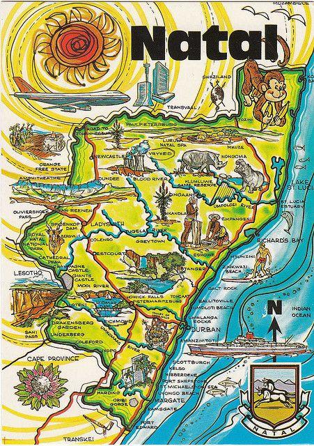 Natal - South Africa. BelAfrique - Your personal travel planner - www.belafrique.com