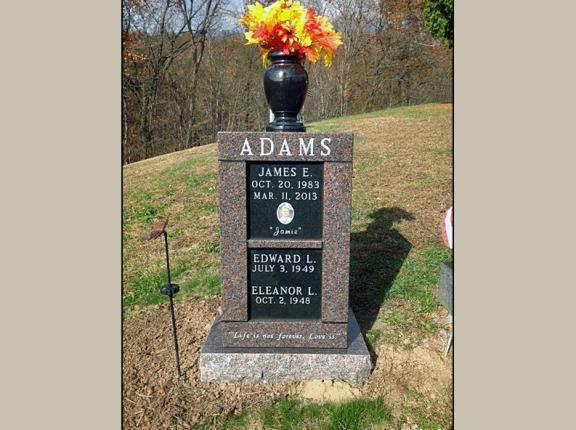 Monument Designed For Adams Family Columbarium Monument Tombstone Designs