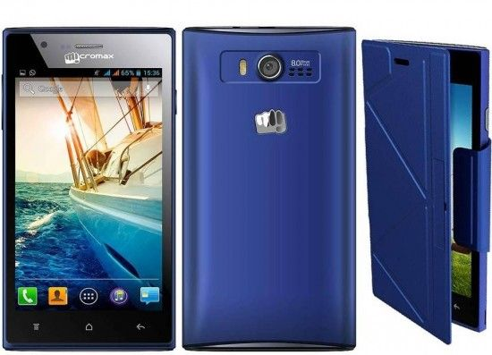 Micromax Bolt A075 Price in New Delhi, Mumbai, India 5.2 Inch Smartphone Rs 6,499