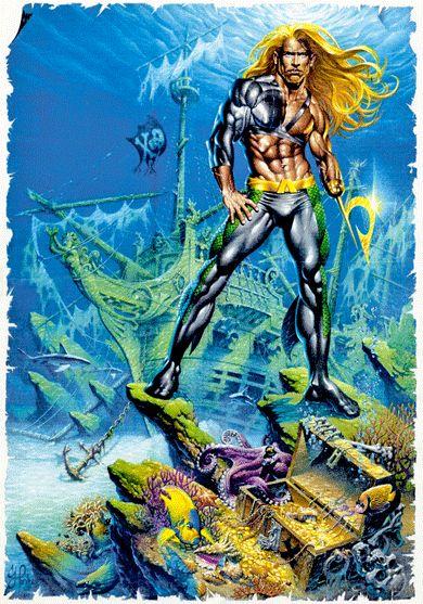 porno Aquaman!