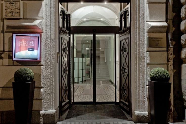 Hotel Parlament di Budapest