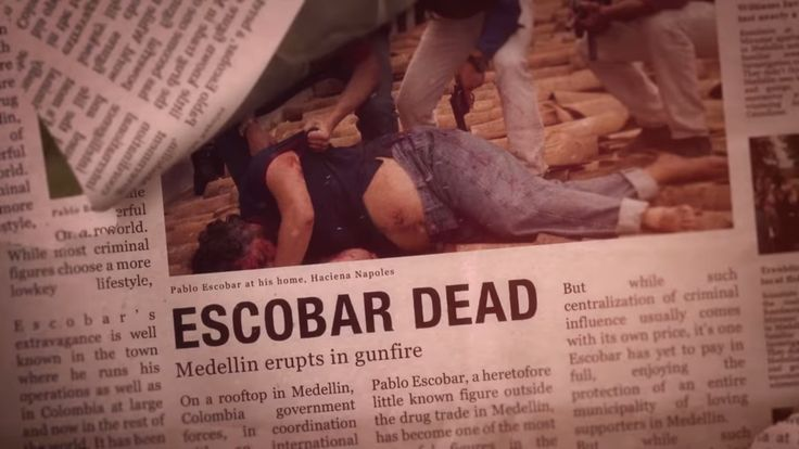 Teaser Trailer For Season 3 Of NARCOS Shows What's Ahead — GeekTyrant