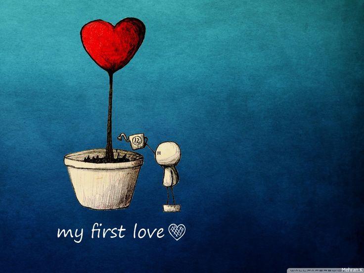 Cerpen First Love - PORTAL ILMU PENDIDIKAN