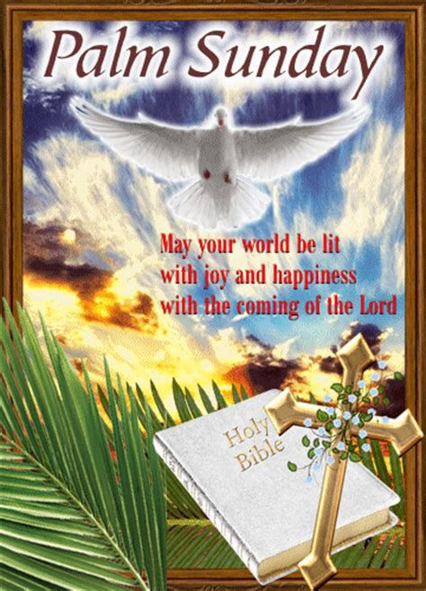 Good blessings on palm sunday free palm sunday ecards greeting good blessings on palm sunday free palm sunday ecards greeting cards 123 greetings m4hsunfo