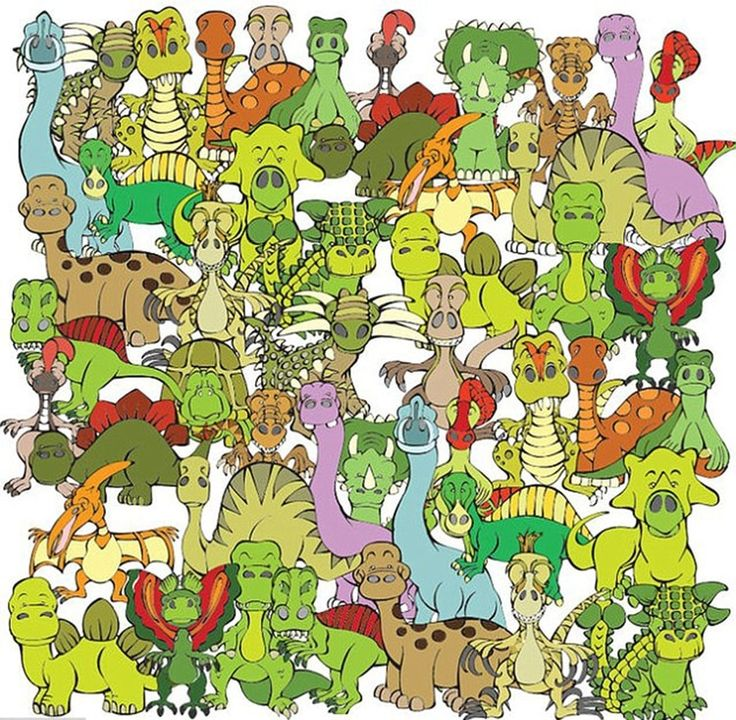 A fiendishly trickly new puzzle asks users to find the turtle hidden among a group of dinosaurs Turtle Dinosaur, Spot The Difference Kids, Reto Mental, Hidden Games, Sailor Moon Coloring Pages, Can You Find It, Wheres Wally, Hidden Words, Card Games For Kids