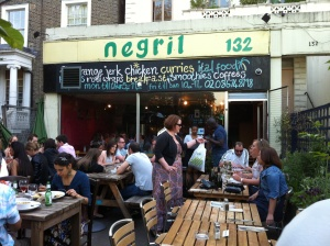 negril, Brixton, London  http://www.timeout.com/london/restaurants/venue/2%3A2481/negril