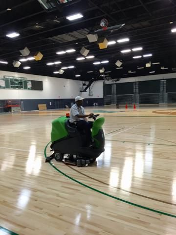 CT160 scrubber to Wisconsin Lutheran College | IPCEagle