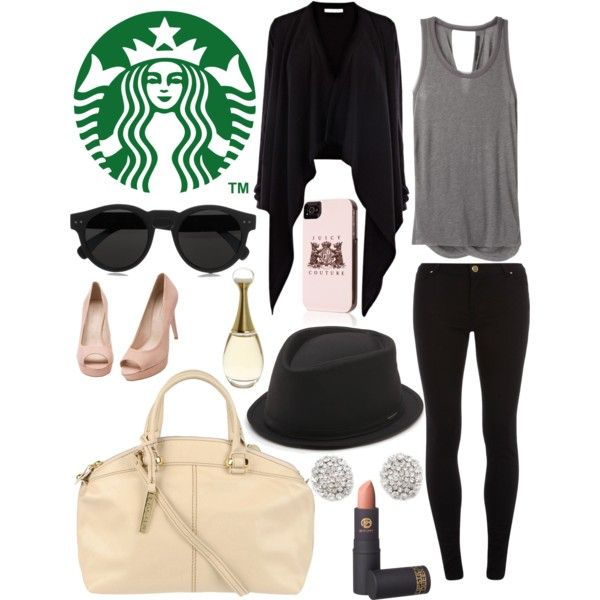 minus the heels and this is great for running errands after yoga!