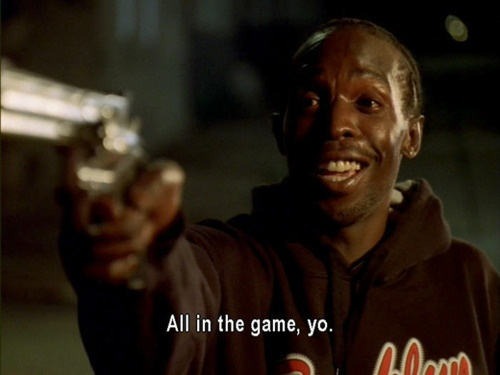 the wire *basically the best show ever*