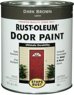 The paint is peeling off my front door.I am going to repaint it and need to know the best way to do it. It is made of metal/steel not wood. I will be painting the exterior side and the interior side of the door. As of now there is only one coat of paint on … … Continue reading →