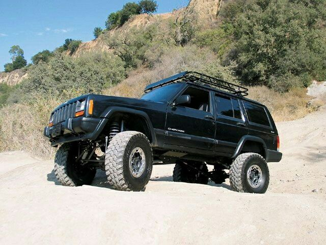 Image result for black jeep xj