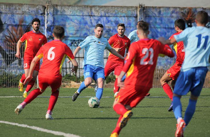 AS Tricolor și Progresul s-au întâlnit vineri pe stadionul Prefabricate pentru o partidă din Liga 4. Oaspeții au reușit să se impună cu scorul