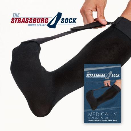 The Strassburg Sock - Black