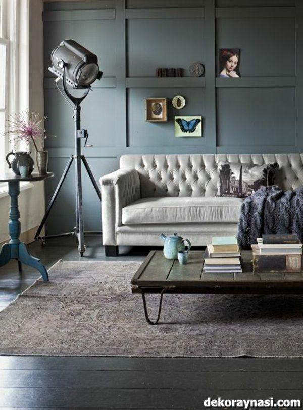 Modern Oturma Odası Lamba Modelleri