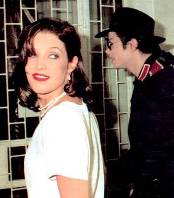 360 best images about michael and lisa marie on Pinterest ...